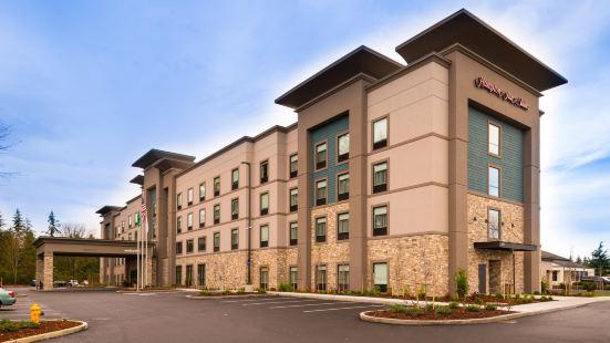 華盛頓州奧林匹亞萊西歡朋套房酒店