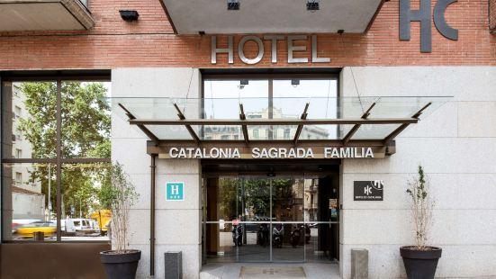 巴塞隆拿加泰羅尼亞聖家堂酒店