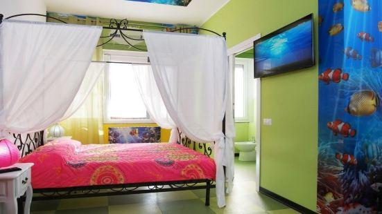 米蘭阿菲塔卡梅旅館