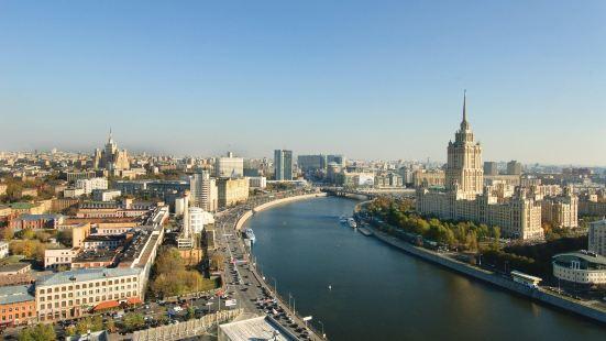 莫斯科世界貿易中心皇冠假日酒店
