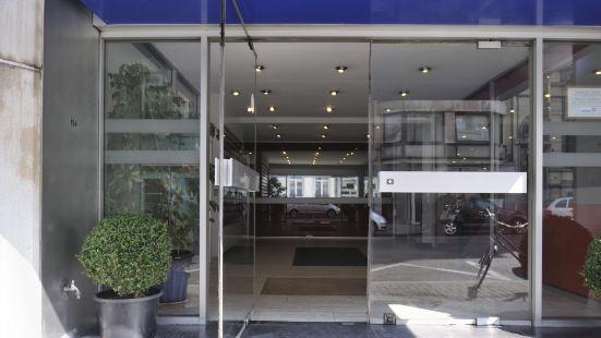 布魯塞爾惠靈頓公寓酒店