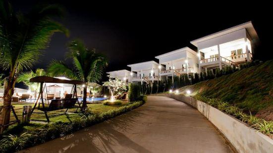 帕岸島金特里別墅酒店