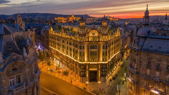 布達佩斯巴黎庭院凱悦甄選酒店