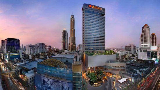 曼谷阿瑪瑞水門飯店