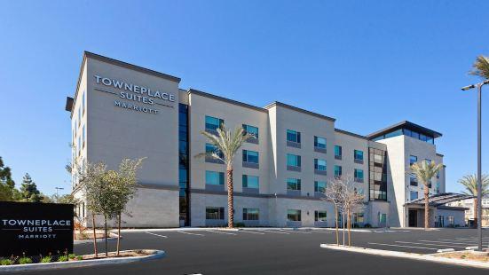 聖迭戈卡中心萬豪唐普雷斯套房酒店