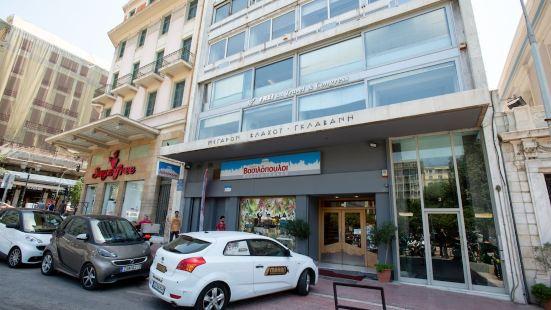 雅典中央全景公寓酒店