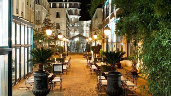 巴黎馬萊花園飯店