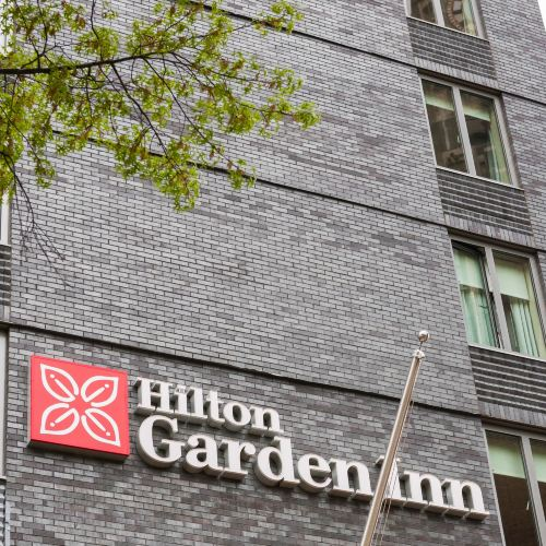 Hilton Garden Inn Long Island City New York