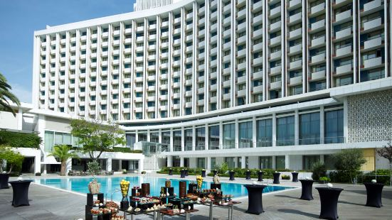 希爾頓雅典酒店