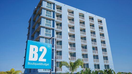 芭堤雅喬木提恩B2飯店
