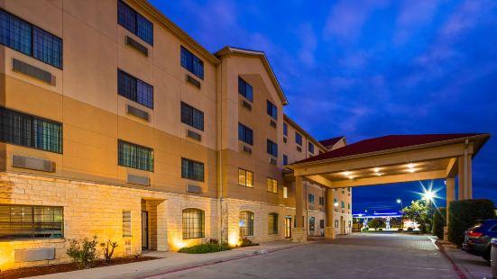 Best Western Windsor Pointe Hotel & Suites - at&T Center