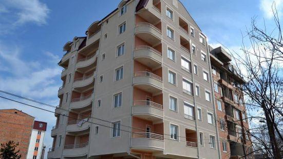 斯科普里斯莫特公寓酒店