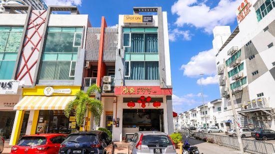 精準 89956 藍色馬六甲酒店