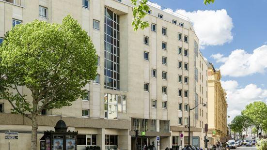巴黎東站蘭登城堡宜必思尚品酒店
