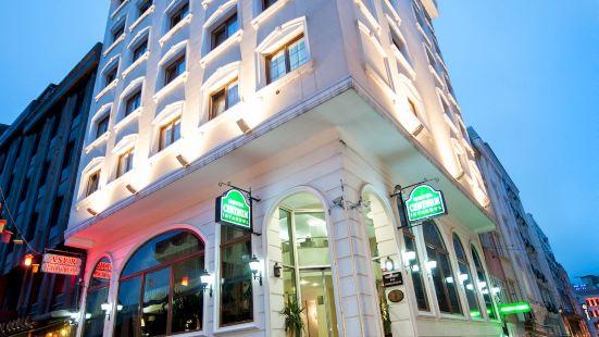 伊斯坦堡森特魯姆酒店
