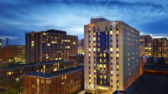 華盛頓特區銀泉希爾頓欣庭套房酒店