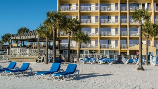 Winter the Dolphins Beach Club, Ascend Hotel Collection