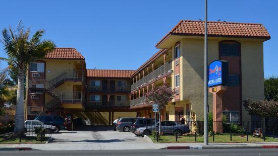 LAX雲9號旅館