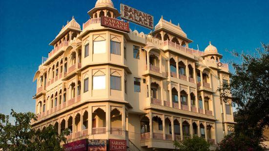 薩朗宮酒店