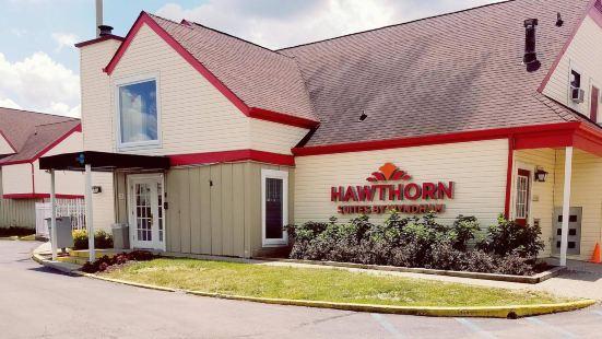 北印第安納波利斯温德姆豪頓套房酒店