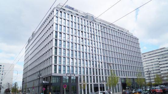 Hotel Indigo Berlin-Alexanderplatz, an Ihg Hotel