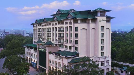 齊普爾市中心麗筠酒店