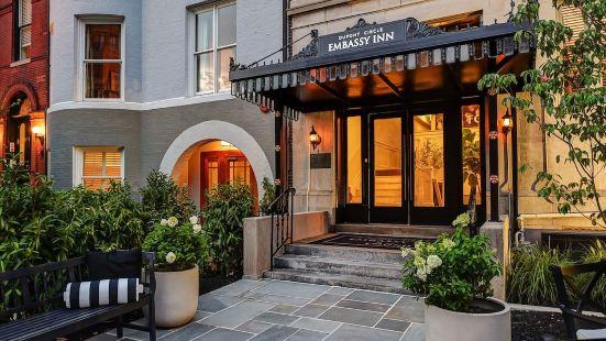 Dupont Circle Embassy Inn by Found