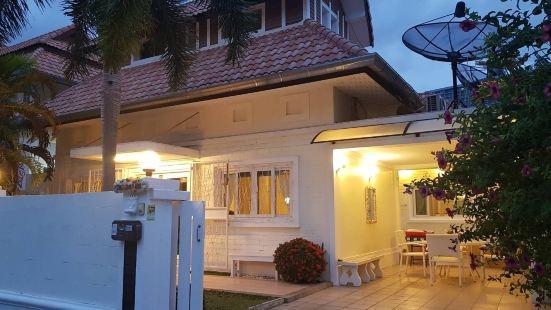AnB poolvilla 3BR near Downtown pattaya