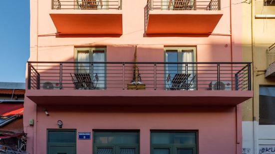 雅典中心住宿酒店