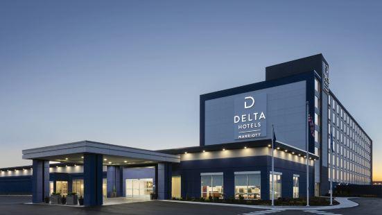 印第安納波利斯機場萬豪Delta酒店