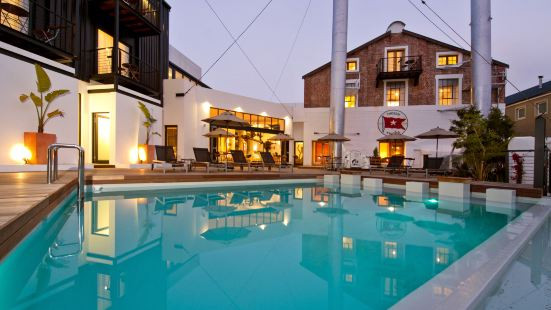 渦輪及水療中心酒店