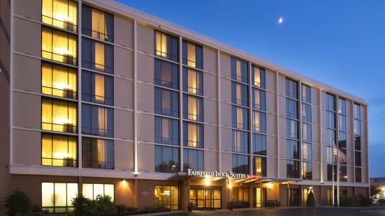 費爾菲爾德路易斯威爾市中心套房酒店