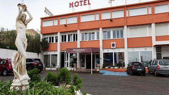 桑浦日羅酒店
