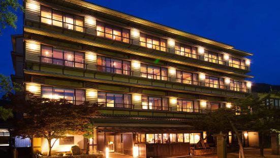宮島錦水館酒店