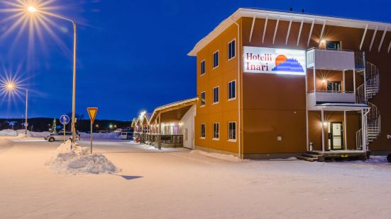 Visit Inari Hotel