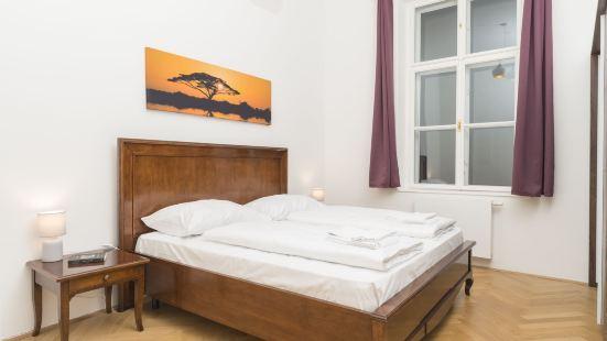 塞樂爾加斯德豪華維也納歡迎公寓