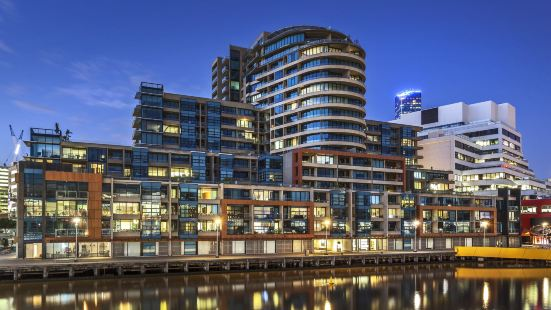 Waterfront Apartments Melbourne