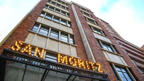Hotel San Moritz Museo