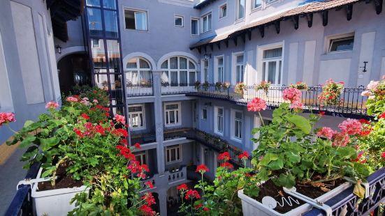 布達佩斯巴羅斯城市酒店