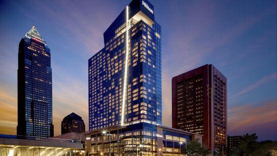 克里夫蘭市中心希爾頓酒店