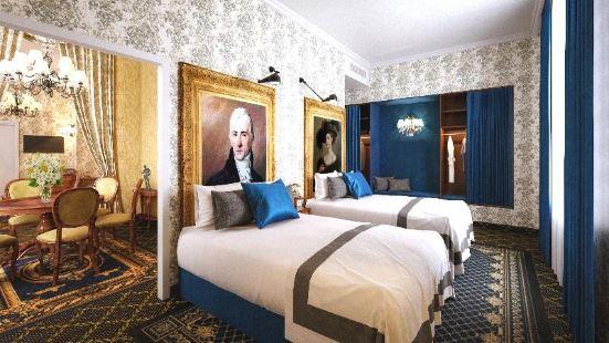 布達佩斯神祕酒店