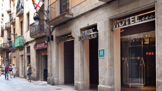 Dalia Ramblas Hotel Barcelona