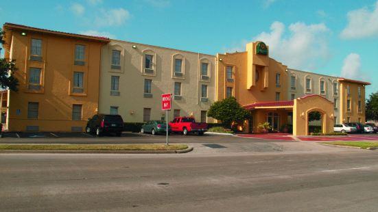 休斯頓格林威廣場醫療醫療區拉昆塔旅館及套房