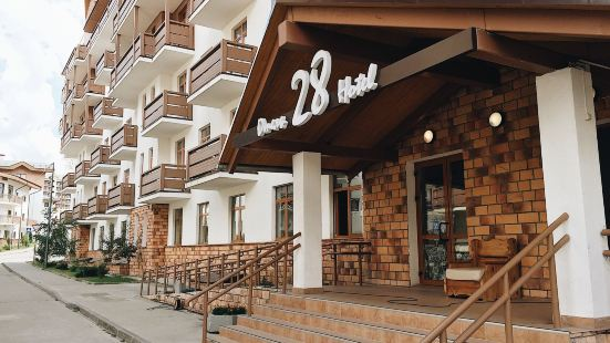 28 酒店
