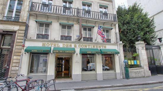 雙大陸酒店