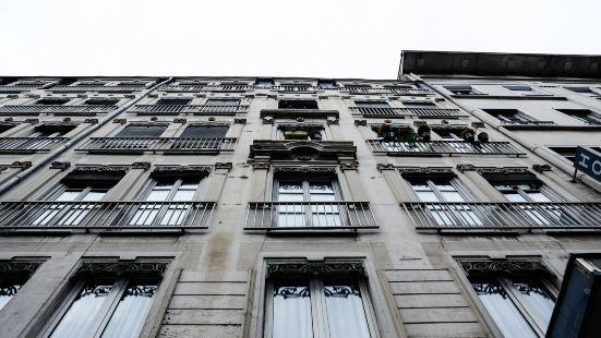 里昂盧瓦爾佩拉什原生酒店