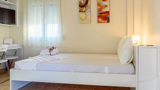 雅典可愛小屋開放式公寓酒店
