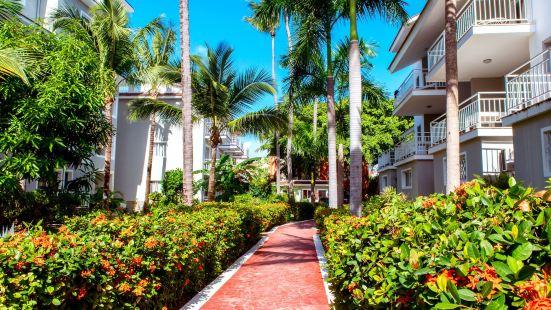 熱帶豪華套房熱帶海灘及游泳池酒店