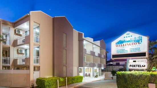 The Wellington Apartment Hotel Brisbane