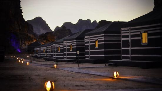 空間村莊奢華露營酒店